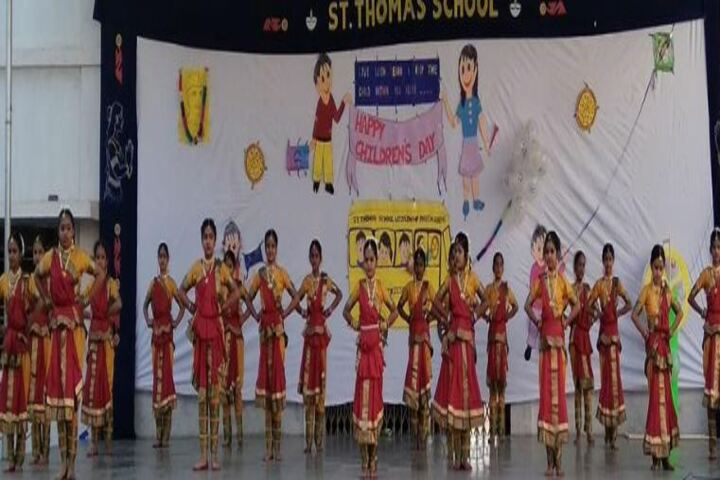 St Thomas School-Childrens Day Celebrations