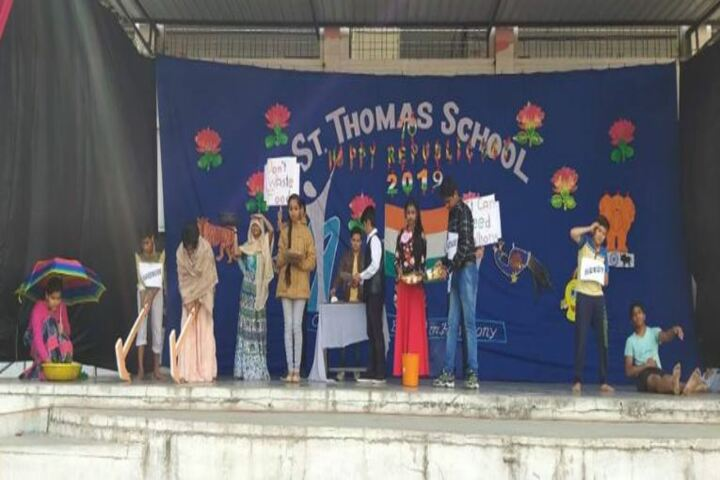 St Thomas School-Drama