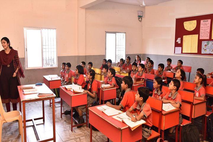 Arihant International Academy-Class room