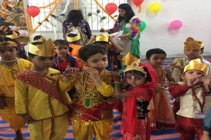 Arihant International Academy-Festival Celebrations