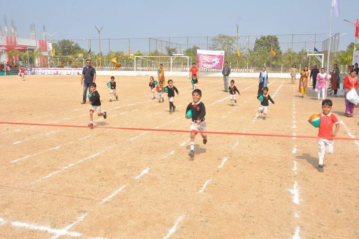 Arihant International Academy-Sports Meet