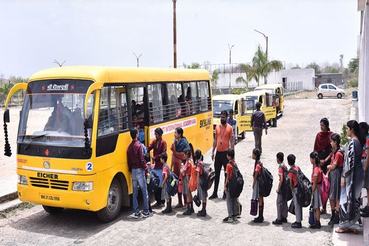 Arihant International Academy-Transport
