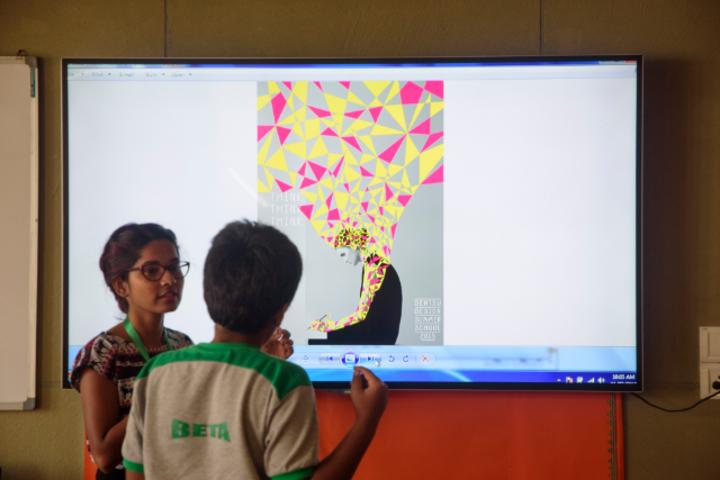 The Bombay International School-Av Room