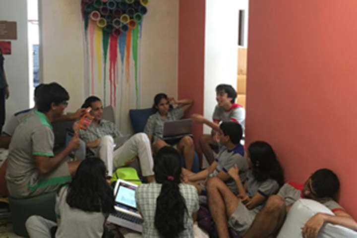 The Bombay International School-Group Discussion
