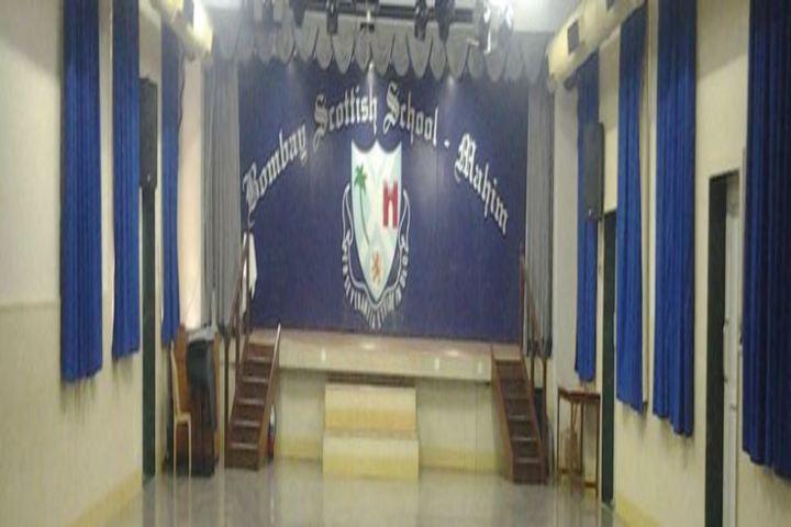 Bombay Scottish School-Hall
