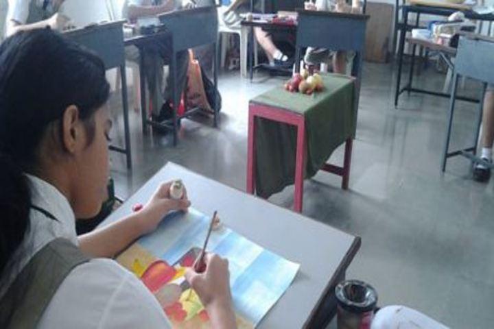Bombay Scottish School-Multi-Purpose Room