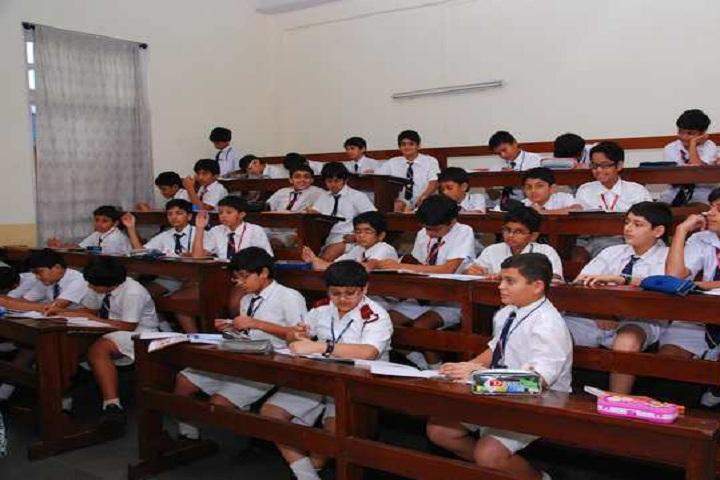 Campion School-Classroom