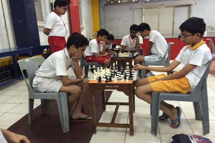Campion School-Indoor Games