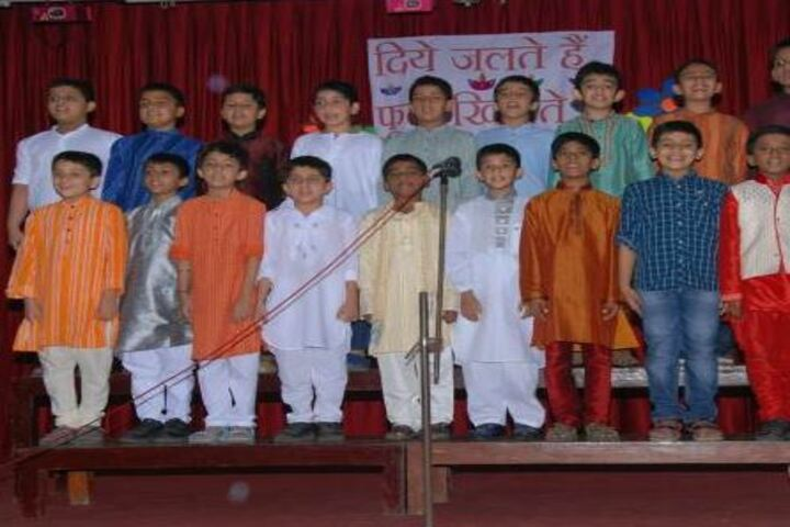 Campion School-Singing