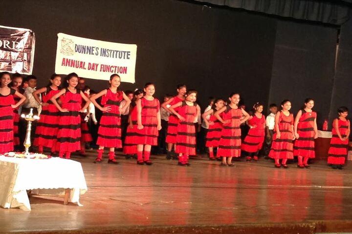 Dunnes Institute-Dance