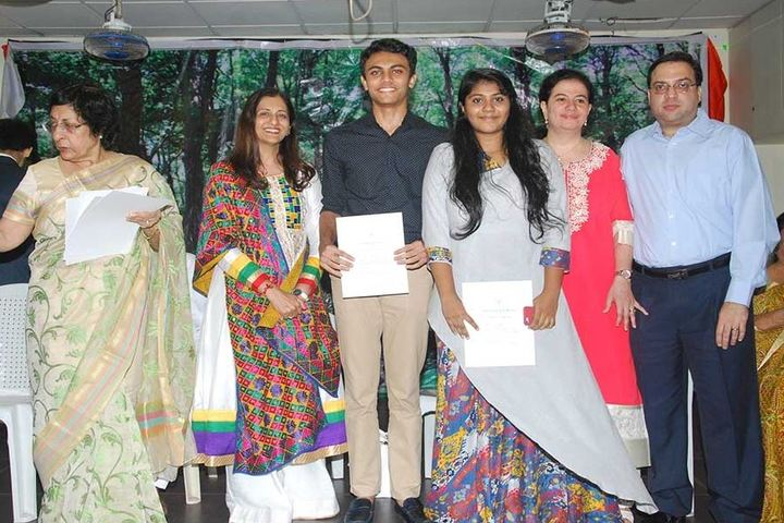 Greenlawns High School-Certificate