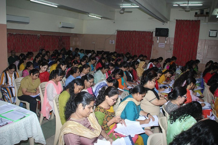 Maneckji Cooper Education Trust School-Seminar
