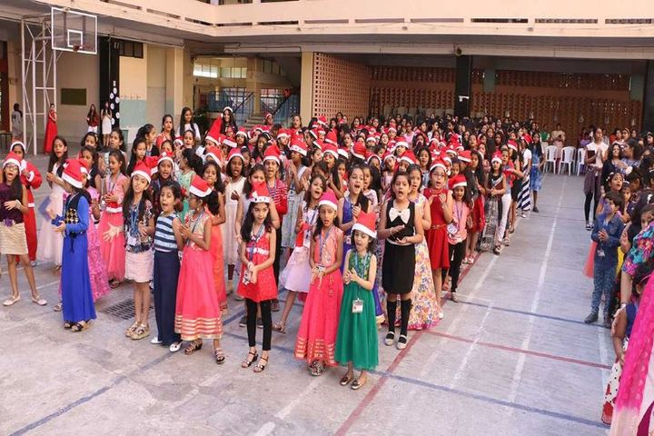 Queen Mary School-Christmas Celebration