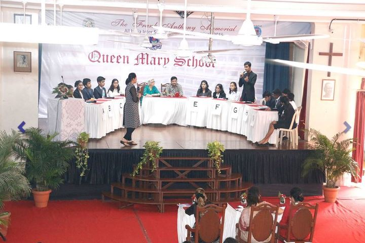 Queen Mary School-Debate Competition