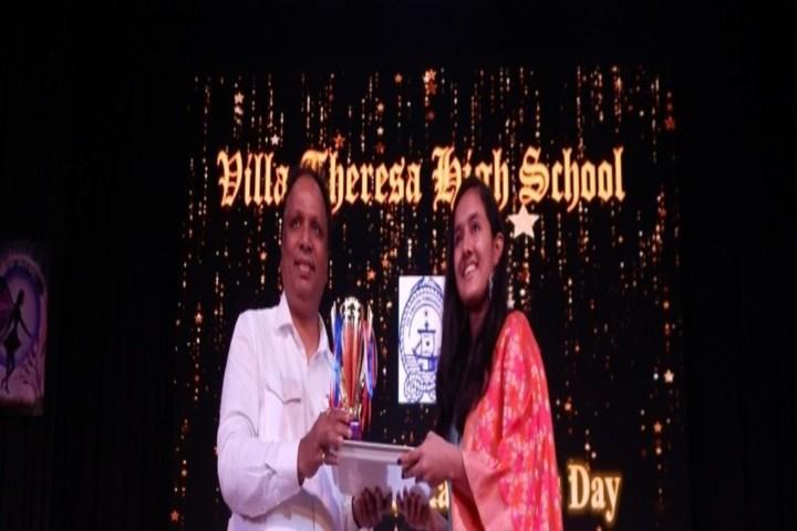 Villa Theresa High School-Award