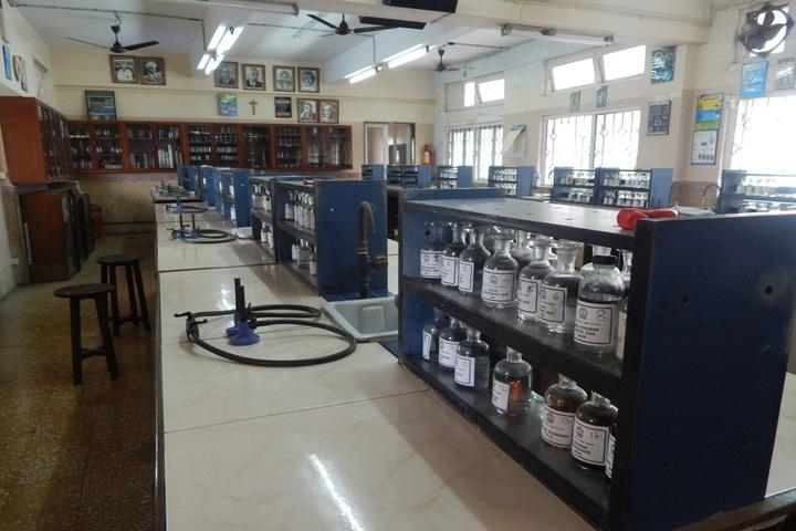 Villa Theresa High School-Chemistry Lab