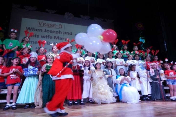 Villa Theresa High School-Christmas Celebration
