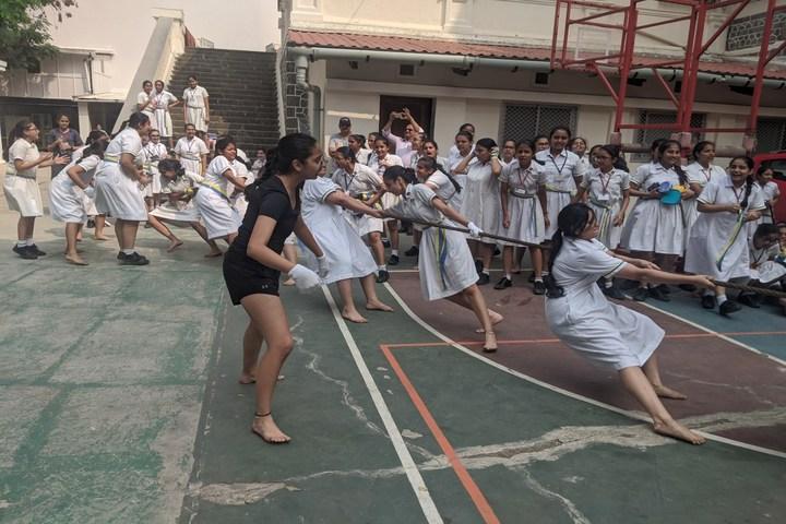 Villa Theresa High School-Games
