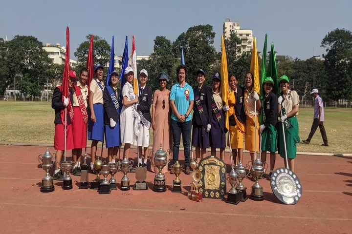 Villa Theresa High School-Sports day