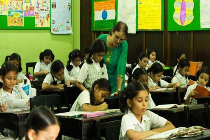 Walsingham House School-Classroom