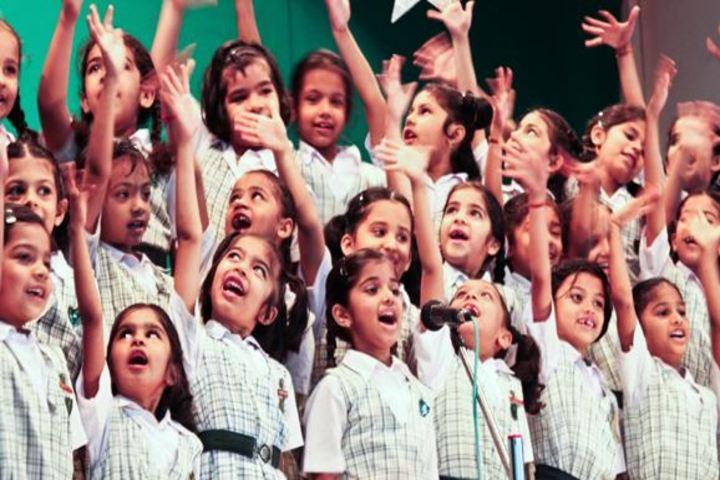 Walsingham House School-Singing