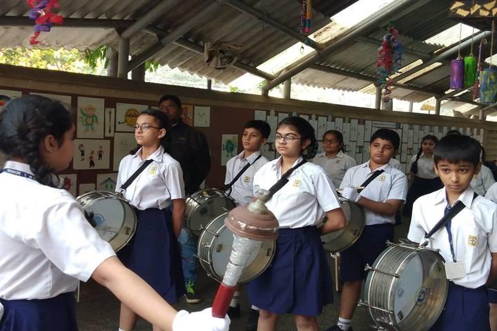 Jasudben M L School-Music Band