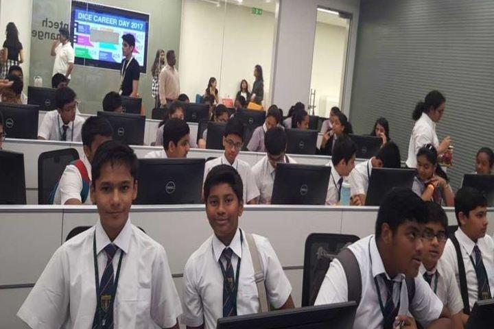 Greenlawns School-Computer Lab