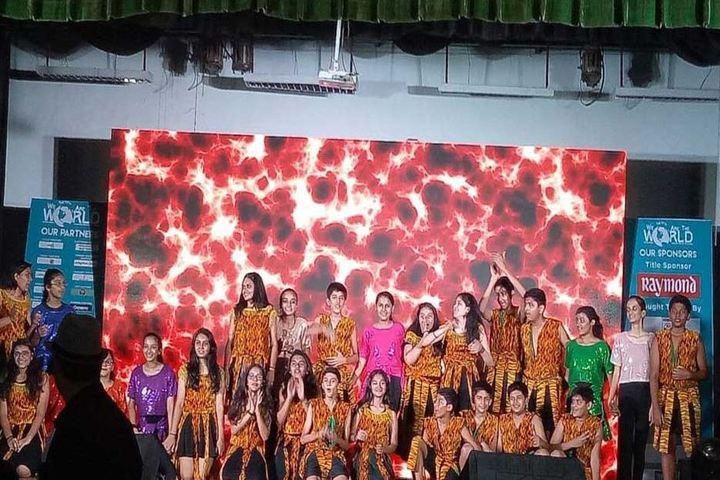 Greenlawns School-Dance