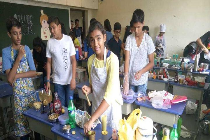 Greenlawns School-Food Fest