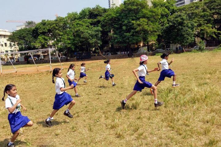 Greenlawns School-Play Ground