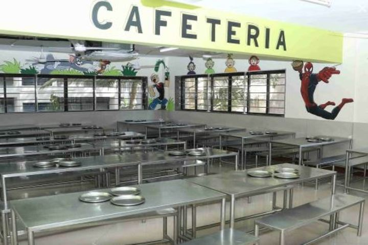 Arya Vidya Mandir-Cafeteria