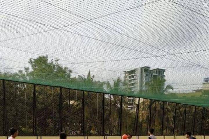 Arya Vidya Mandir-Football Ground