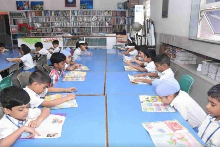 Arya Vidya Mandir-Library