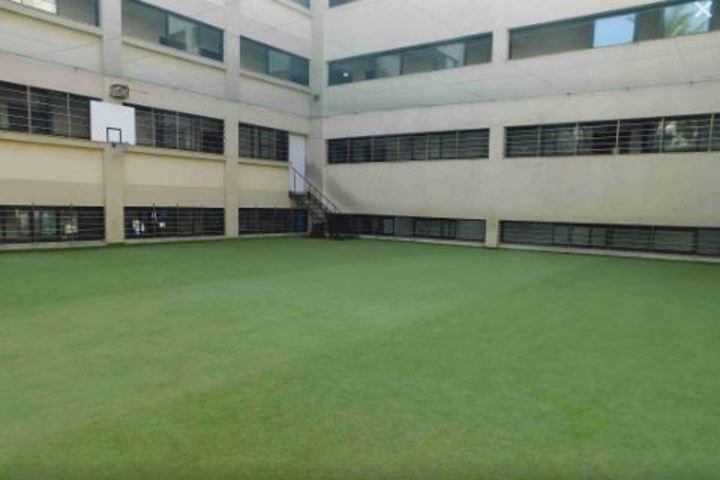 Arya Vidya Mandir-Turf Ground
