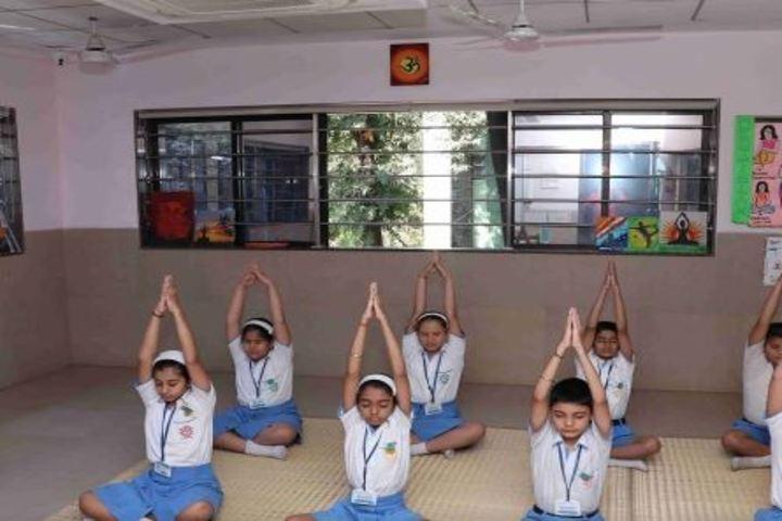 Arya Vidya Mandir-Yoga