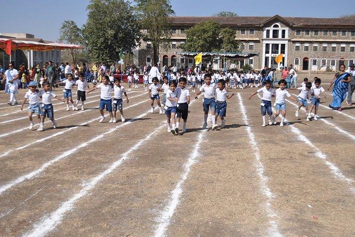 Barnes School and Junior College-Games