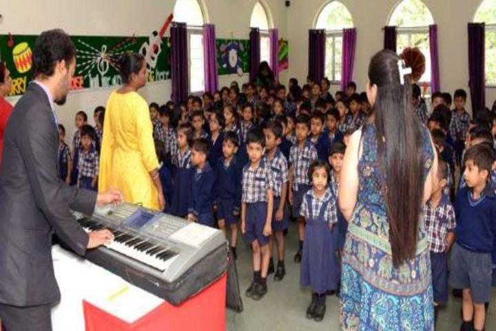 Barnes School and Junior College-Music