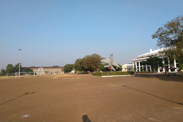 Barnes School and Junior College-Play Ground