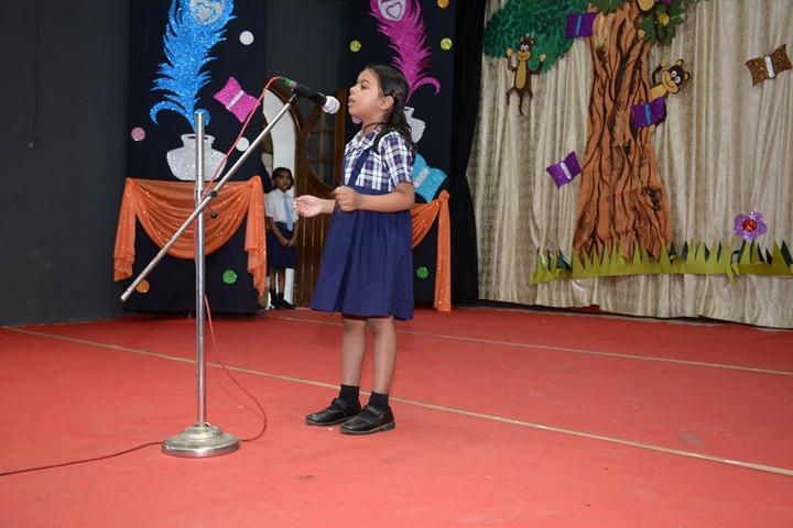Barnes School and Junior College-Singing