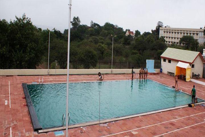 Barnes School and Junior College-Swimming Pool