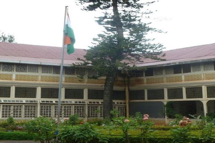 St Josephs Convent School-Flag Host