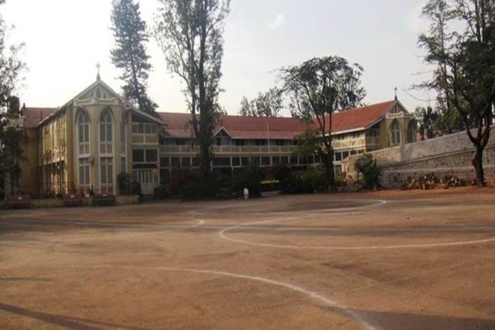 St Josephs Convent School-Play Ground