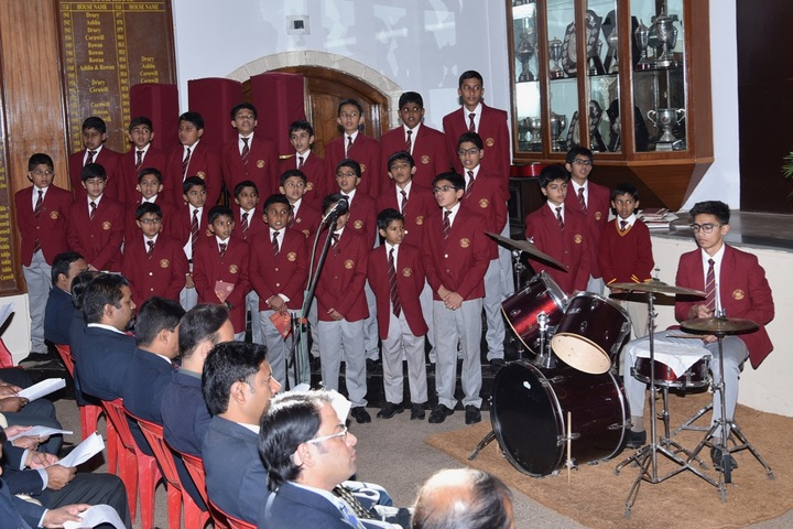 St Peters School-Music Band