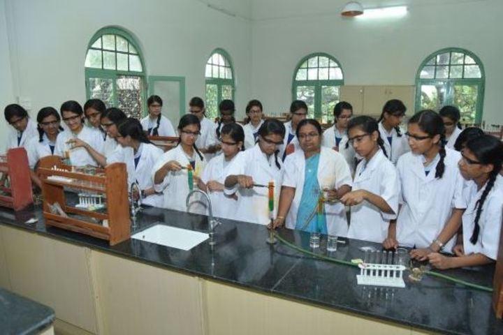Kimmins High School-Chemistry Lab