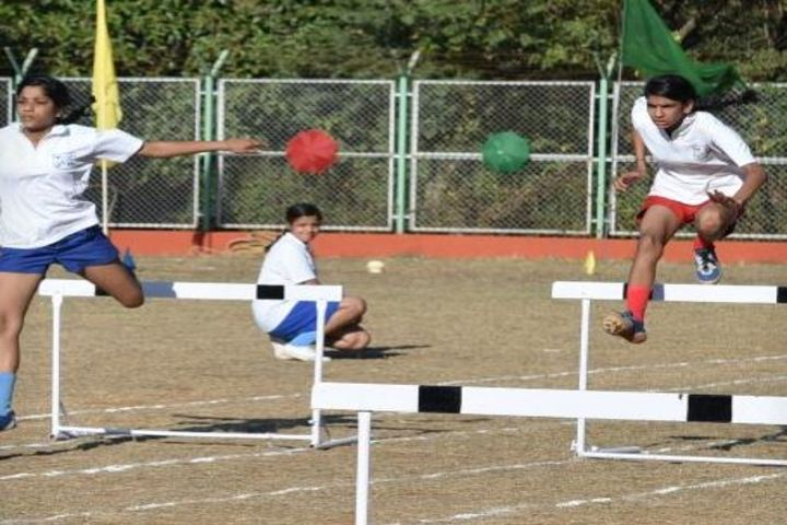 Kimmins High School-Long Jump