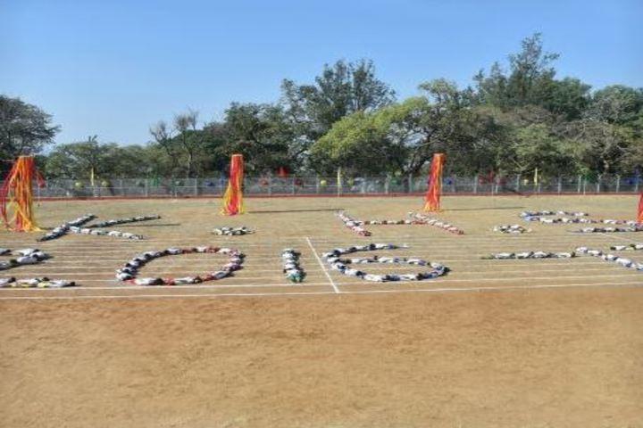 Kimmins High School-Play Ground