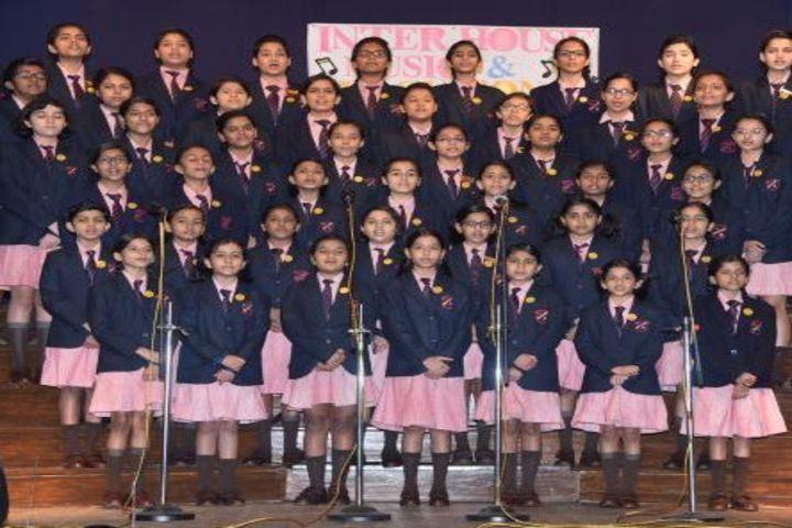 Kimmins High School-Singing