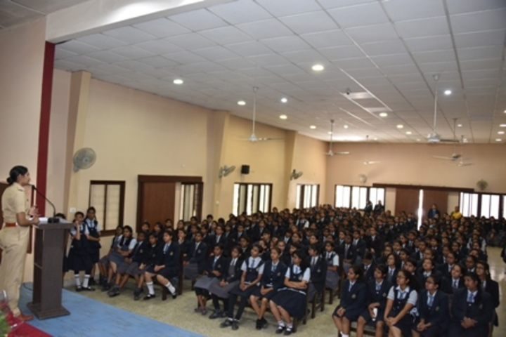 Spicer Higher Secondary School-Speech