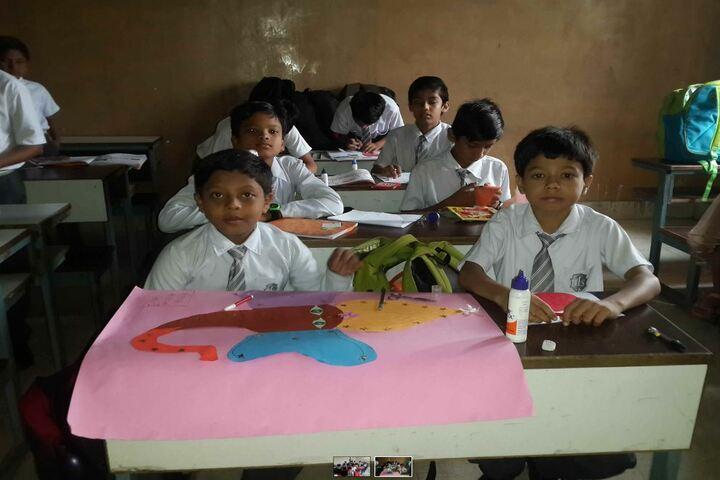 Davara International School-Drawing Competition