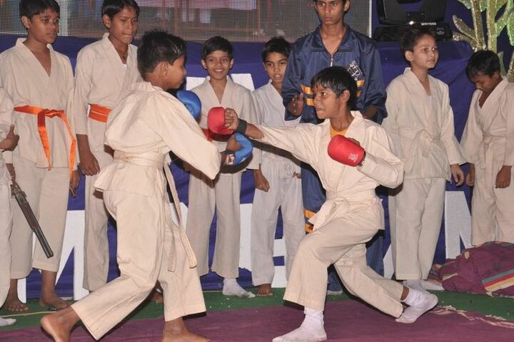 Davara International School-Karate Class